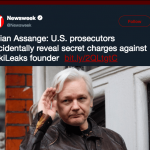 The Empire Keeps Proving Assange Right About Everything
