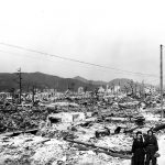 The scorched corpses of Nagasaki should be a grim restraint to the chest beating in India, America and Iran