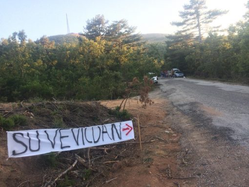 Canadian mining company enrages Turkish environmentalists - New Cold
