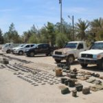 In photos: Weapons and equipment of US-backed militants that surrendered to Syrian army