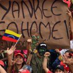 Attack on naval patrol boat Naiguata; US troops at Venezuela border