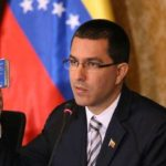 Venezuelan foreign minister responds to secretive British 'reconstruction' plans