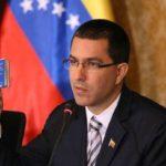 Venezuelan foreign minister responds to secretive British 'reconstruction' plans