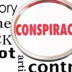Conspiracy theories malign and benign – face masks and Israeli training of US police