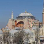 Hagia Sophia re-mosqued