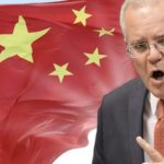 Morrison digging a grave for Australia