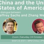 China and the USA: a dialogue between Jeffrey Sachs and Zhang Weiwei