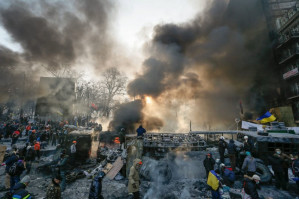 Oscar-nominated Ukraine documentary distorts story of Maidan