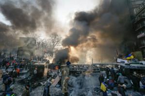 Oscar-nominated Ukraine documentary distorts story of Maidan