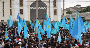 Tatar congress in Simferopol says Mejlis does not speak for Crimean Tatar people