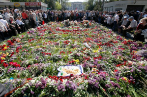 Odessa: The courage to mourn