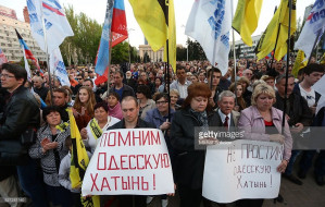 Eyewitness Odessa: Anti-fascist resistance in Ukraine