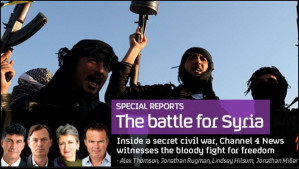How we were misled about Syria: Channel 4 News