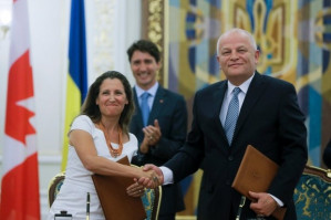 Canada and the Ukraine powder keg:  A conversation with John Helmer and Roger Annis
