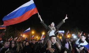 So who, exactly, annexed the Crimean peninsula?