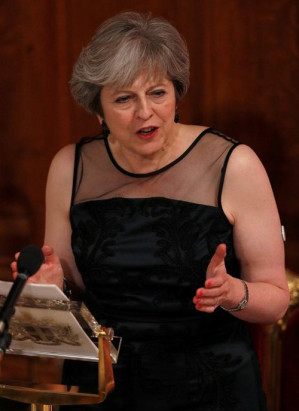 Meet Theresa McCarthy – The Maybot does Russophobia