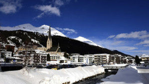 The annual World Economic Forum in Davos, Switzerland: Where talk on 'inequality' is cheap but a burger platter costs $59