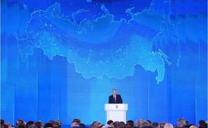 Vladimir Putin's speech on March 1, 2018: 'Are you listening, America?'