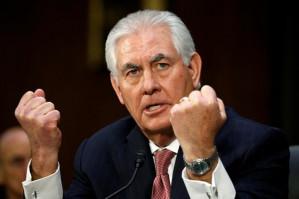 Tillerson's Visit to Latin America