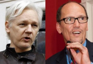 """WikiLeaks to countersue Democrats; """"Discovery Is going to be amazing fun"""""""