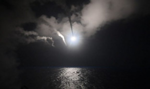 Syria: behind the missile strike