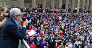 Delegitimising the British left