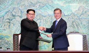 Who brokered Kim's blinder? China, the USA and the inter-Korean summit