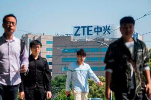 Sanctions as economic warfare: the case of ZTE