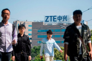 Sanctions as economic warfare: the case of ZTE