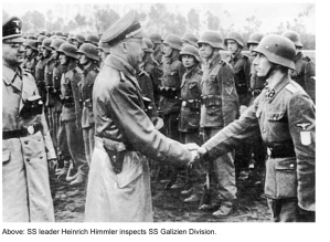 Canadian government comes to the defence of Nazi SS and Nazi collaborators: why?