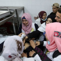 'Deliberate war crime': Palestinian response to the murder of Razan Al-Najar