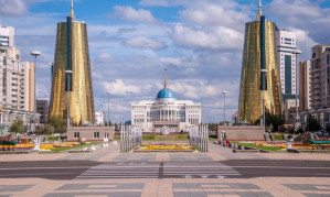 How Singapore, Astana and St Petersburg preview a new world order