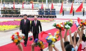Tensions Grow as China, Russia and Iran Lead the Way Towards a New Multipolar World Order