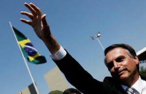 Bolsonaro threatens the world, not just Brazil's fledgling democracy
