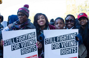 America's Relentless Suppression of Black Voters