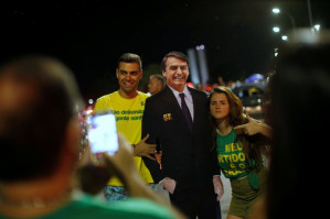 Is Venezuela Incubating Its Own Bolsonaro?