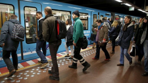 Free public transit is gaining popularity in European cities