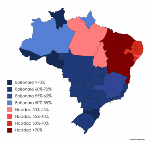 Did Bolsonaro win?