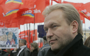 Interview with Vasiliy Volga, the leader of the Ukrainian Union of Left Forces