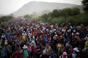 New maps of land destruction show why caravans flee Central America