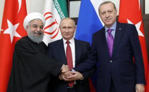 Gulf & Allies Sink In Quagmire As Erdogan Lifts Influence Of Turkey, Iran, Russia And Qatar