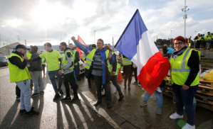 Les revendications des Gilets Jaunes / Demands of the Gilets Jaunes