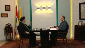 "Elijah J. Magnier: ""Nasrallah challenges world intelligence services with a three-hour live interview"""