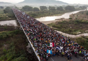 Central America's migrant crisis: a product of regime change