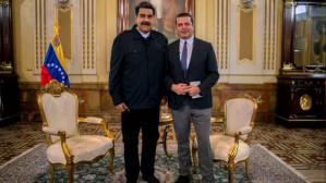 Nicolas Maduro Speaks with Cüneyt Özdemir of CNN Türk [Turkey]