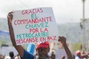 Black Internationalism and the Colonial Challenges Facing Haiti and Venezuela