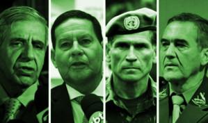 Meet the Military Junta running Brazil