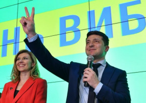 Ukraine Elections: Will Comedian Volodymyr Zelensky Beat Poroshenko for the Presidency?