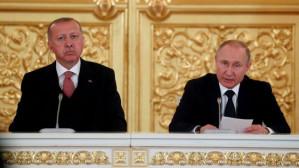 Putin exploits crisis in US-Turkish relations