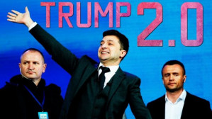 Volodymyr Zelensky, the Donald Trump of Ukrainian Politics